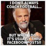 Comentariile de pe Facebook mă fac să iubesc fotbalul