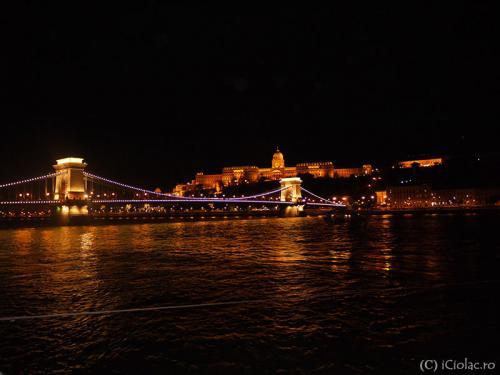 Podul cu Lanțuri și Castelul Buda